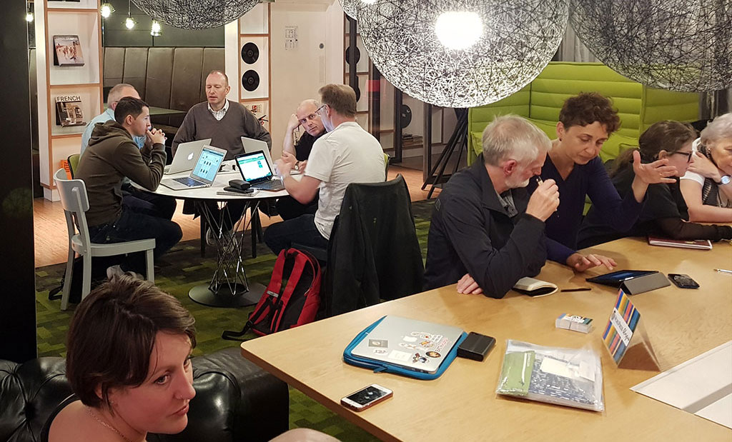 WPGlasgow Community Workshop February 2018